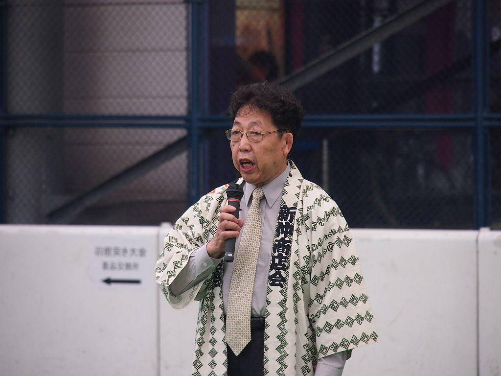 2011羽根突き大会
